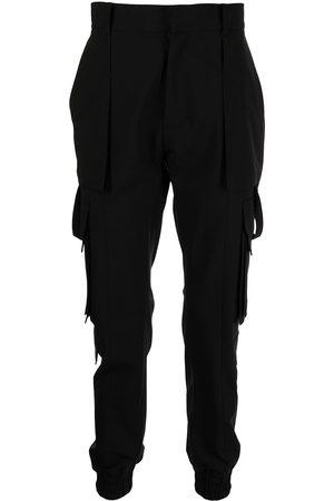 JUUN.J Slim-cut cargo trousers