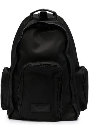JUUN.J Men Rucksacks - Solid-colour sling backpack