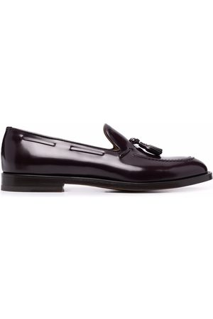 Scarosso William leather loafers