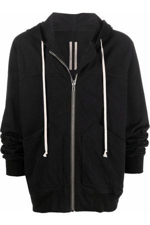 Rick Owens Men Hoodies - Classic hooded sweatshirt