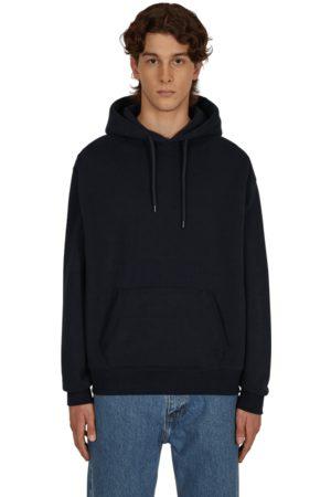 Levi's Men Sports Hoodies - Relaxed hooded sweatshirt NAVY S