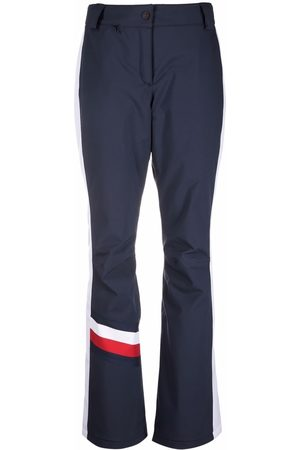 Rossignol Women Ski Suits - Side-stripe ski trousers - 768 SKY CAPTAIN