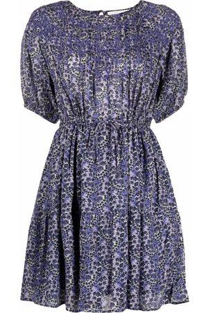 Bash Women Party Dresses - Iris abstract-print mini dress