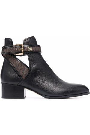 Michael Kors Women Ankle Boots - Britton ankle boots - 007 BLK/