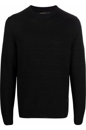 BILLIONAIRE Round-neck merino wool jumper