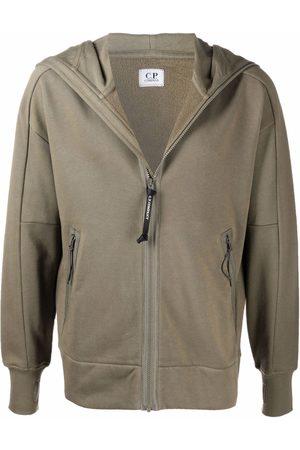 C.P. Company Men Hoodies - Zipped fitted hoodie