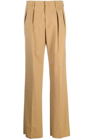 Etro High-rise straight trousers