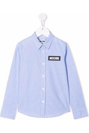 Moschino T-shirts - Teddy Bear motif cotton shirt