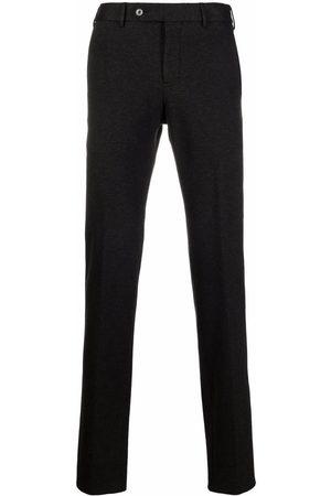 PT01 Men Skinny Pants - Mid-rise skinny trousers - Grey