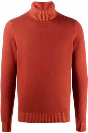 Malo Men Turtlenecks - Roll-neck knitted jumper