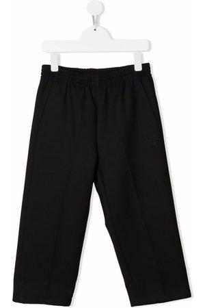 MM6 KIDS Boys Sweatpants - Straight-leg track pants