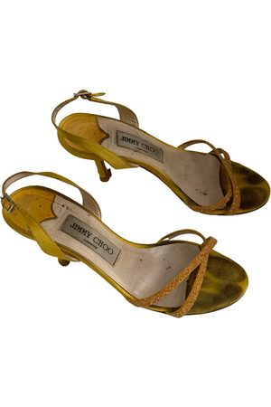 Jimmy Choo Cloth sandals