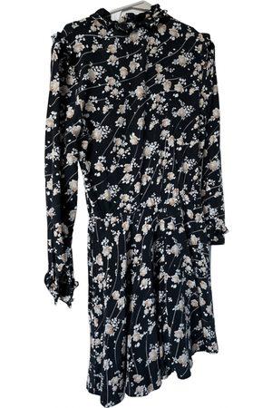 The Kooples Spring Summer 2019 silk mini dress