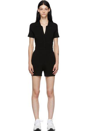 LIVE THE PROCESS Black Astrid Bodysuit