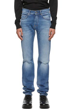 VERSACE Men Slim - Blue Slim Fit Jeans