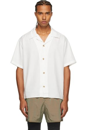 TRUE TRIBE Men Short sleeves - Off-White Pablo Short Sleeve Shirt