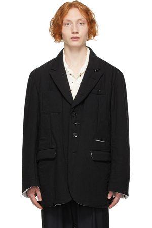 Undercoverism Men Blazers - Wool & Linen Jacket