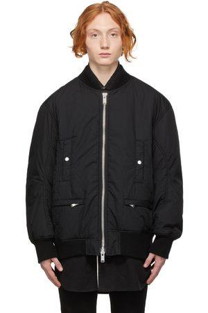 Undercoverism Men Bomber Jackets - Padded Bomber Jacket