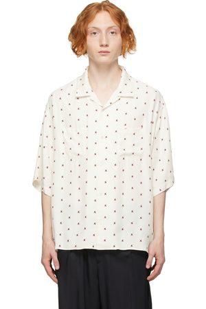Undercoverism Men Short sleeves - Off- Logo Short Sleeve Shirt