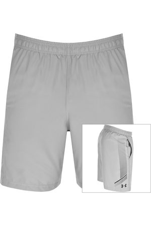 Under Armour Graphic Shorts Grey
