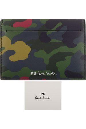 Paul Smith PS By Camo Card Holder