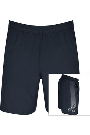 Under Armour Graphic Shorts Navy