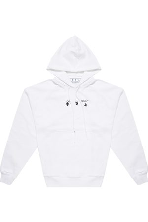 OFF-WHITE Spray Logo Hoodie