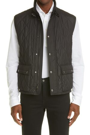 Ralph Lauren Men's Leyland Quilted Vest