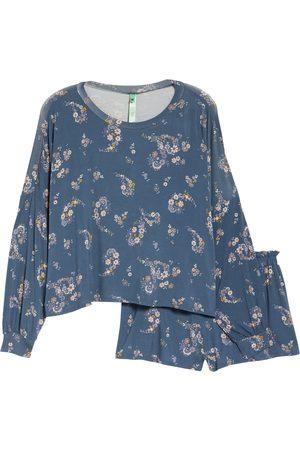 Honeydew Women's All American Long Sleeve Shortie Pajamas