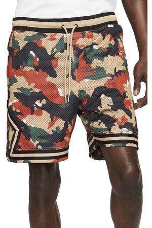 Jordan Men's Camo Diamond Mesh Athletic Shorts
