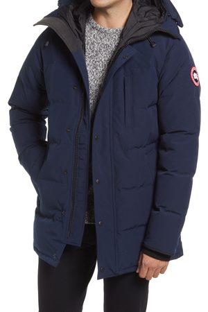 Canada Goose Men's Men's Carson Fusion Fit Hooded 625 Fill Power Down Parka