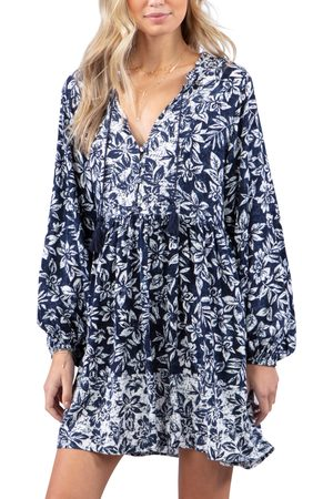Rip Curl Women's Long Sleeve Swing Dress