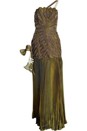 VALENTINO GARAVANI Silk maxi dress