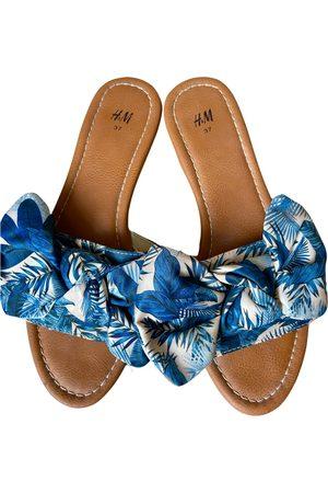 H&M Cloth sandal