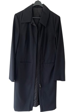 ALAIN MIKLI Wool trench coat