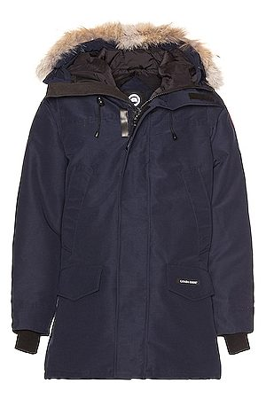 Canada Goose Langford Parka in Navy