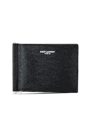 Saint Laurent YSL Wallet in