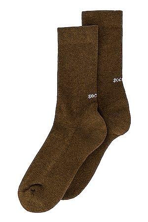 Socksss Golden Socks in