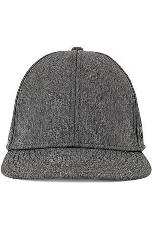 Meline Men Hats - A Game Hydro in Charcoal.