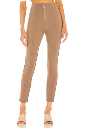 Lovers + Friends Riley Pant in Taupe.
