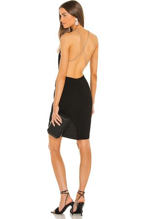 Michael Costello X REVOLE Casey Mini Dress in .
