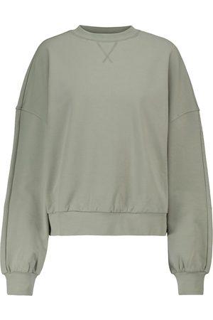 Varley Erwin stretch-cotton jersey sweatshirt