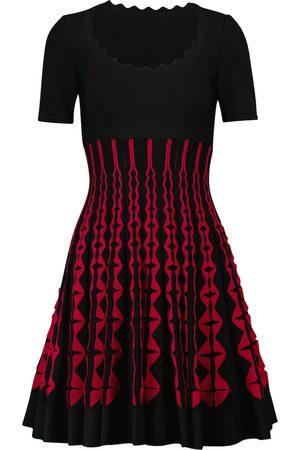 Alaïa Women Knitted Dresses - Knit minidress