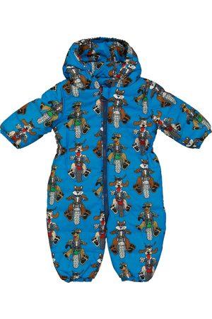 Stella McCartney Baby printed snow suit