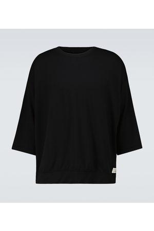 VISVIM VS Amplus short-sleeved sweatshirt