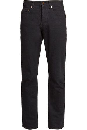 Saint Laurent Men Slim - Etienne Mid-Rise Slim Jeans