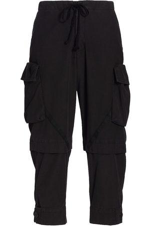 GREG LAUREN Men Cargo Pants - Baker Essential Cargo Pants
