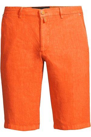 Kiton Men Shorts - Linen Shorts