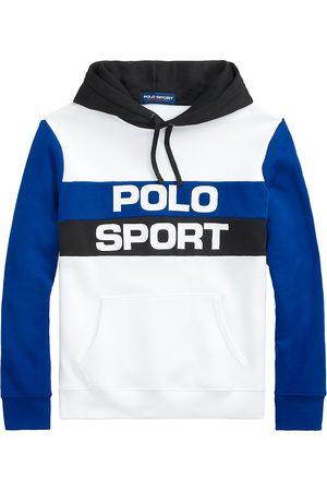 Polo Ralph Lauren Polo Sport Color-Blocked Fleece Hoodie