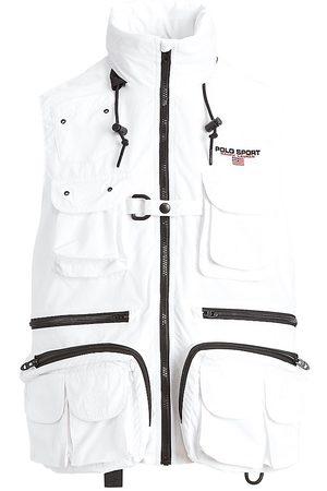 Polo Ralph Lauren Men Gilets - Polo Sport Hi-Tech Utility Vest